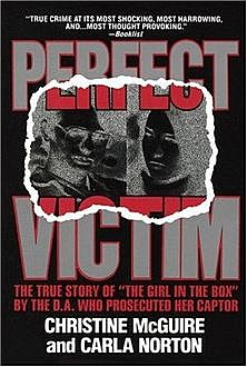 Perfect Victim, Carla Norton, Christine McGuire