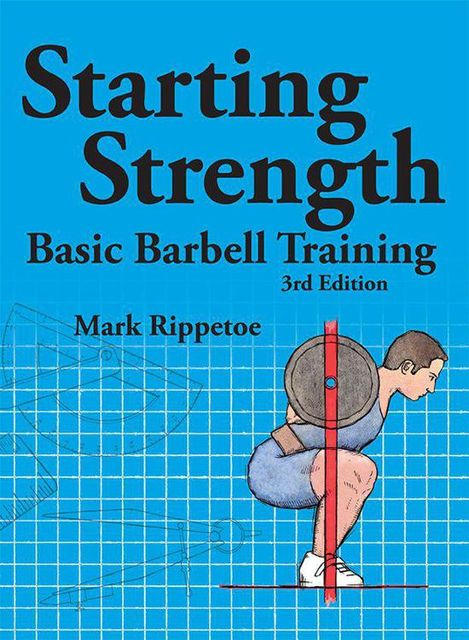 Starting Strength, Mark Rippetoe