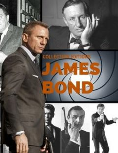 Collection Editions James Bond, Damien Buckland