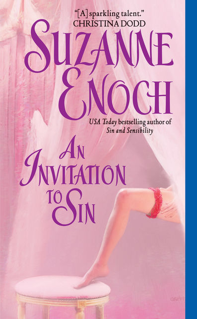 An Invitation to Sin, Suzanne Enoch