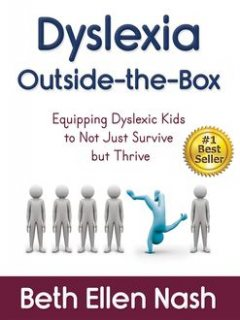 Dyslexia Outside-the-Box, Beth Ellen Nash