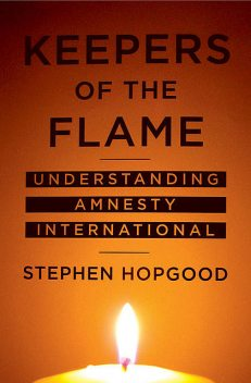 Keepers of the Flame, Stephen Hopgood