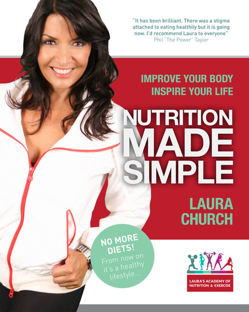 Nutrition Made Simple, Laura Church