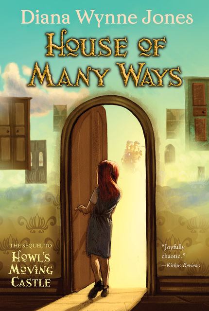 House of Many Ways, Diana Wynne Jones