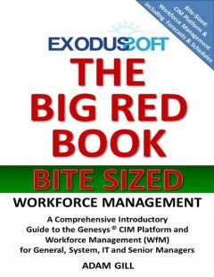 The Big Red Book – Bite Sized – Workforce Management, Adam Gill