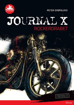 Journal X – Rockerdrabet, Rød Læseklub, Peter Grønlund