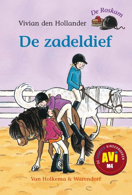 De zadeldief, Hollander Den