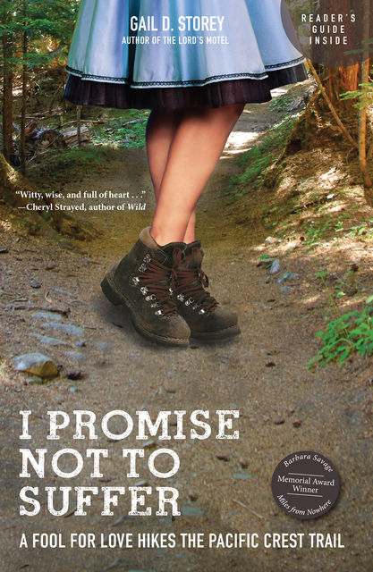 I Promise Not To Suffer, Gail D.Storey