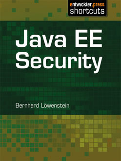 Java EE Security, Bernhard Löwenstein