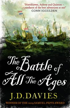 The Battle of All the Ages, J.D.Davies
