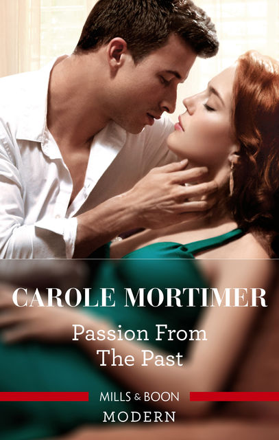 Passion From the Past, Carole Mortimer