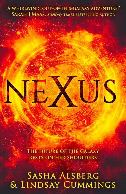 Nexus, Lindsay Cummings, Sasha Alsberg
