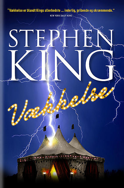Vækkelse, Stephen King