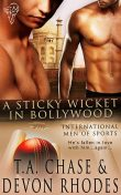 A Sticky Wicket in Bollywood, T.A.Chase, Devon Rhodes