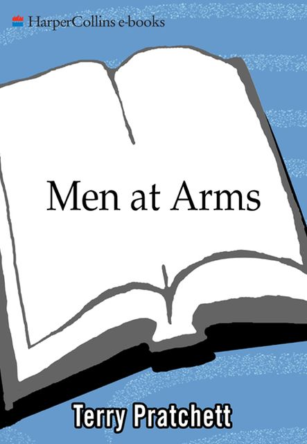 Discworld 15 - Men at Arms, Terry David John Pratchett