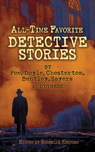 All-Time Favorite Detective Stories, Rochelle Kronzek