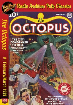 The Octopus, A.Merritt, Norvell Wordsworth Page