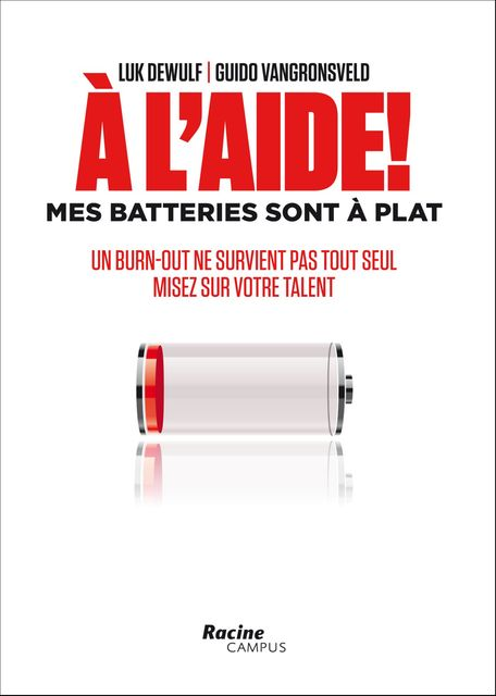 A l'aide! mes batteries sont a plat, Guido Vangronsveld, Luk Dewulf