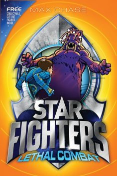STAR FIGHTERS 5: Lethal Combat, Max Chase