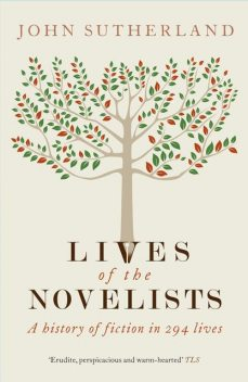 Lives of the Novelists, John Sutherland