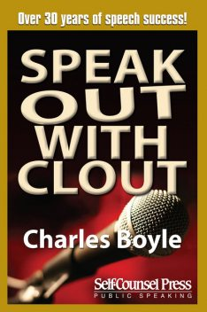 Speak Out With Clout, Charles Boyle