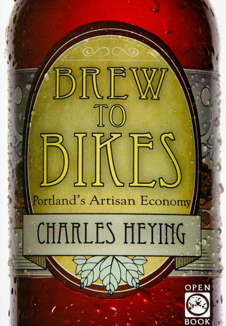 Brew to Bikes, Charles Heying