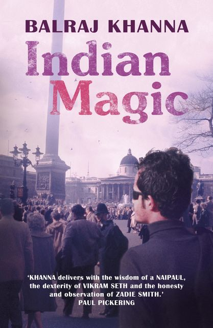 Indian Magic, Balraj Khanna