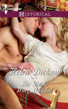 The Bride Wore Scandal, Helen Dickson