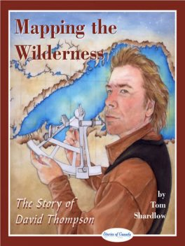 Mapping the Wilderness, Tom Shardlow