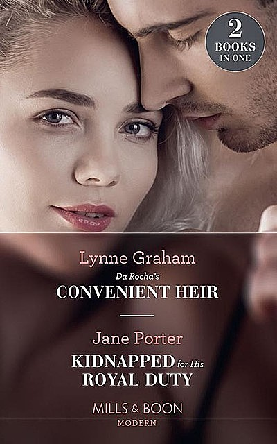 Da Rocha's Convenient Heir, Jane Porter, Lynne Graham