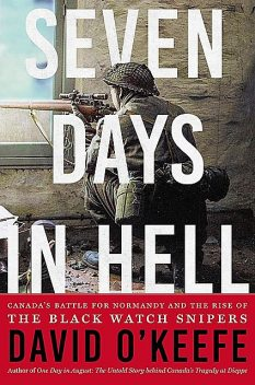 Seven Days in Hell, David O'Keefe