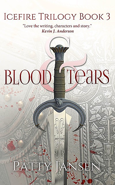 Blood & Tears, Patty Jansen