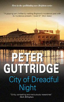 City of Dreadful Night, Peter Guttridge