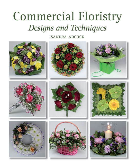 Commercial Floristry, Sandra Adcock