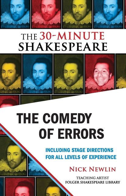 The Comedy of Errors: The 30-Minute Shakespeare, William Shakespeare