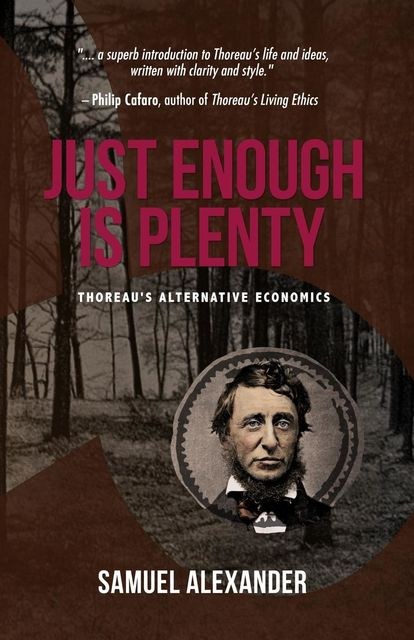 Just Enough is Plenty, Samuel Alexander