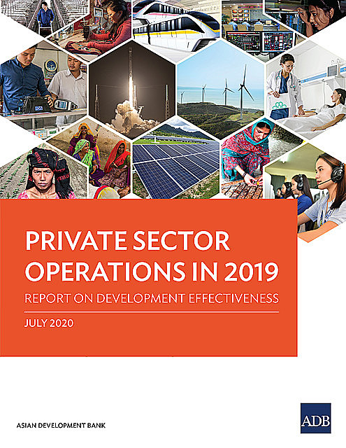 Private Sector Operations in 2019, Asian Development Bank