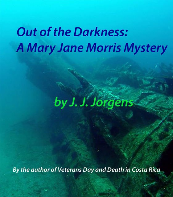 Out of the Darkness, J.J. Jorgens