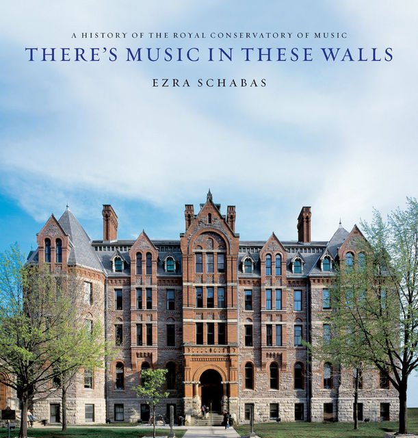 There's Music In These Walls, Ezra Schabas