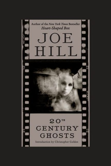 Best New Horror, Joe Hill