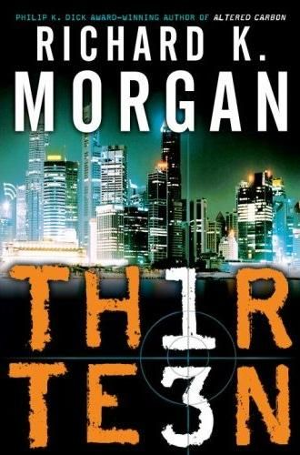 Black Man / Thirteen, Richard Morgan