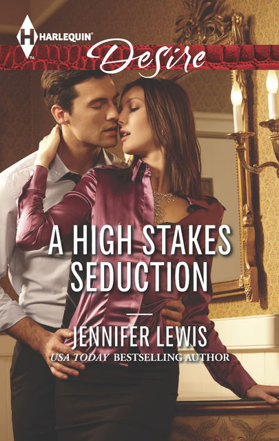 A High Stakes Seduction, Lewis Jennifer