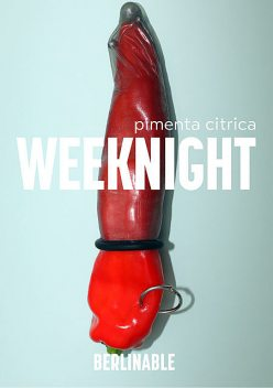 Weeknight, Pimenta Cítrica