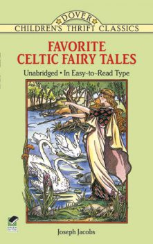 Favorite Celtic Fairy Tales, Joseph Jacobs