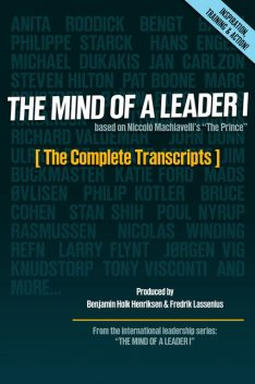 Mind of a Leader I, Benjamin Holk Henriksen