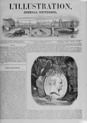 L'Illustration, No. 0070, 29 Juin 1844, Various