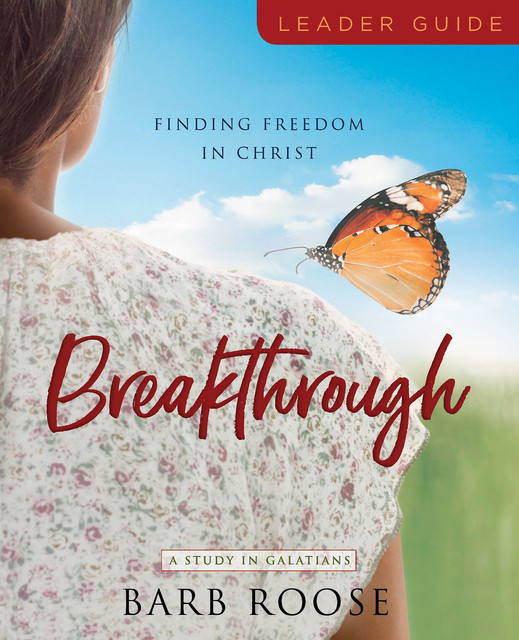 Breakthrough – Women's Bible Study Leader Guide, Barb Roose