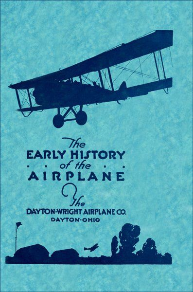 The Early History of the Airplane, Orville Wright