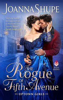 The Rogue of Fifth Avenue, Joanna Shupe