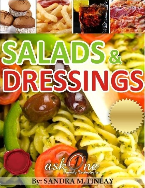 Salads and Dressings, Sandra M.Finlay
